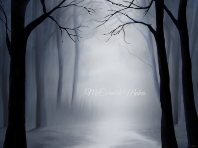 Misty Forest #5