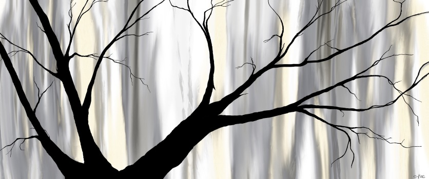 'Black Branch' Comes on Panorama Canvas.